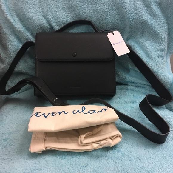 e044e36564b3 New Steven Alan boxy bag leather crossbody